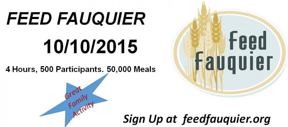 Feed Fauquier 2015